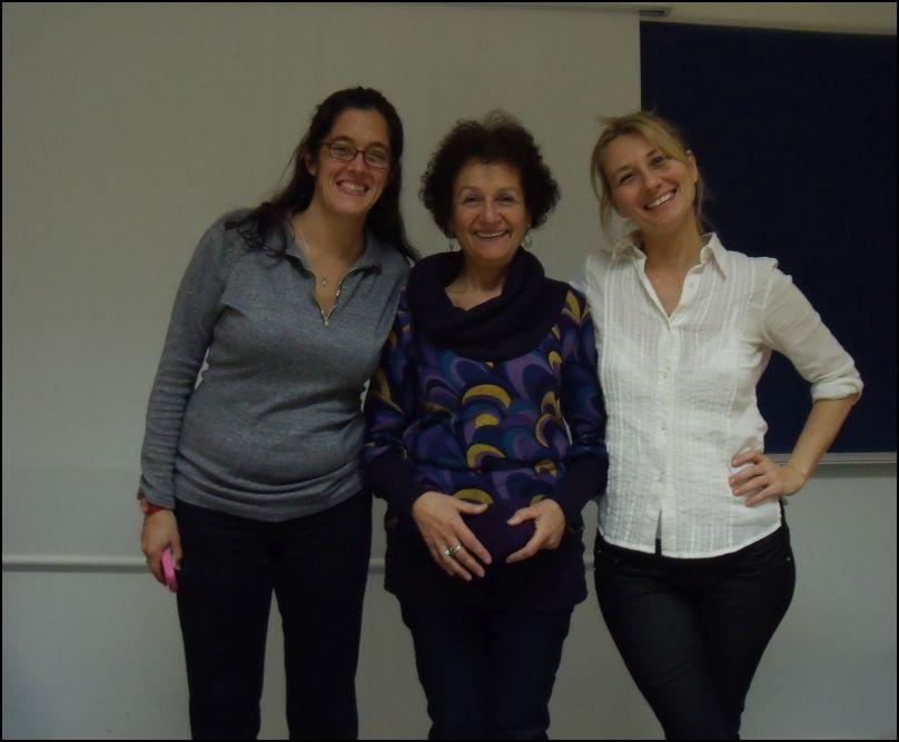 """Conferència """"Musicoteràpia en Neurorehabilitació"""". UIB, Març 2013"""