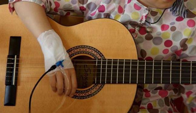Musicoteràpia hospitalària: retornant el somriure als nens amb càncer