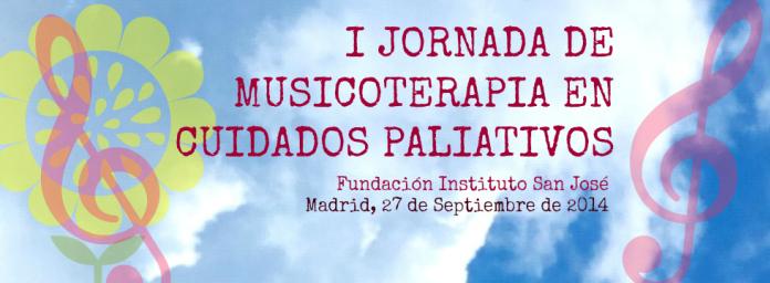 1ª jornada de Musicoterapia en Cuidados Paliativos