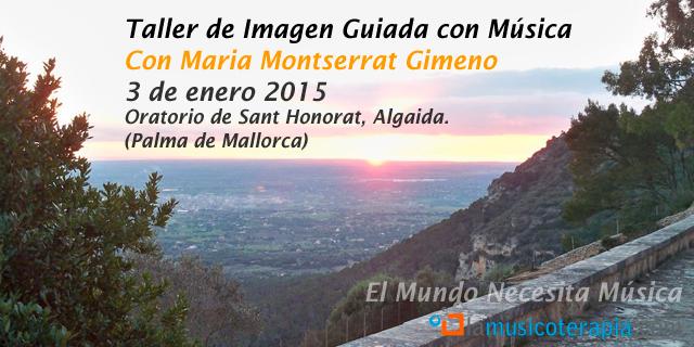 Musicoterapia con el método GIM en Mallorca