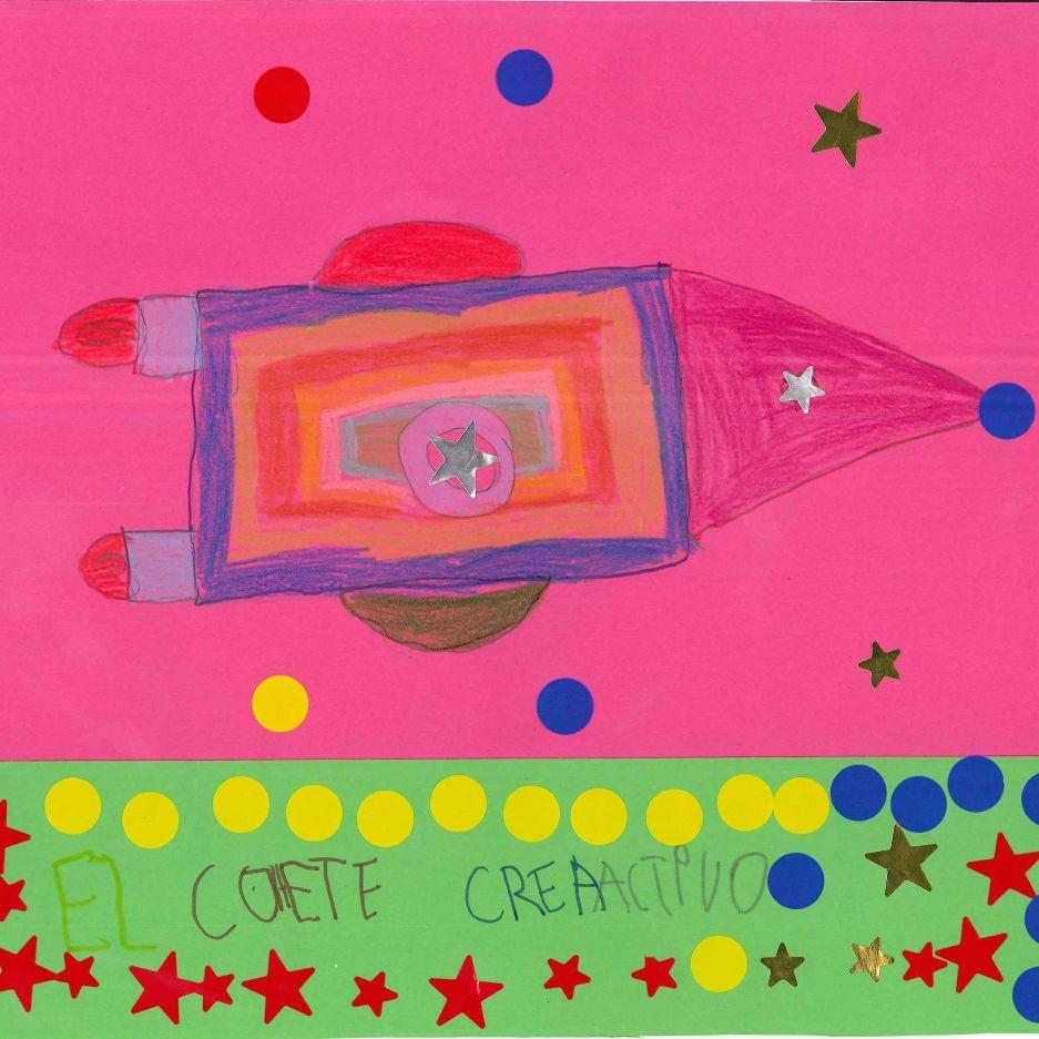 """El """"cohete creactivo"""": un proyecto innovador en el aula de Educación Especial del Colegio Balmes"""